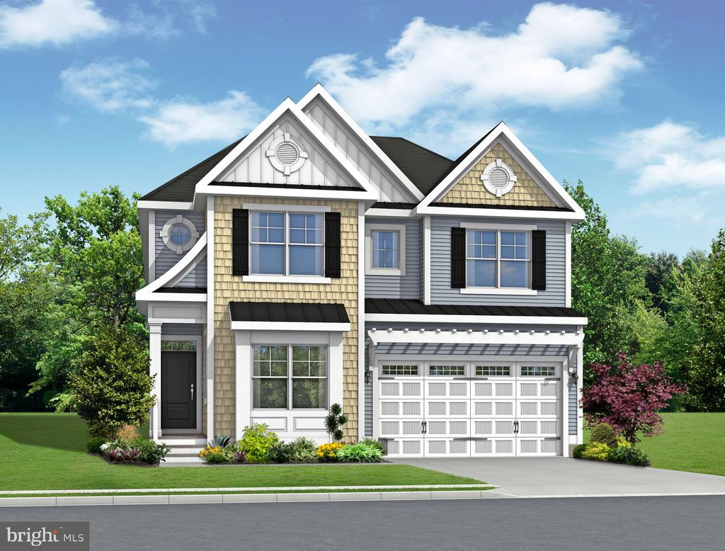 Lilac To-Be-Built Home Tbd Millsboro, DE