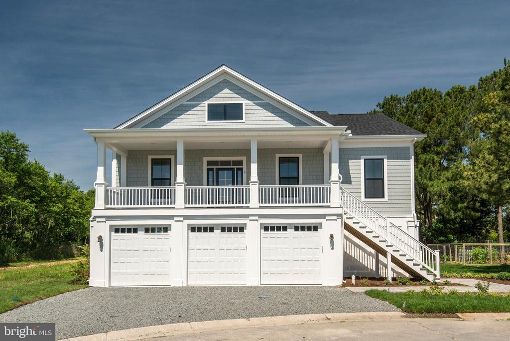 Lot 45 Tibbetts Point Ocean View, DE